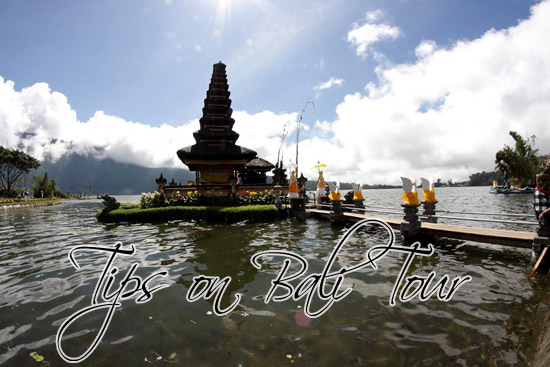 tips on bali tour